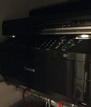 Canon copy/printer +2 packs FREE paper for Sale in Hattiesburg, MS