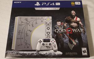 Ps4 God of war version for Sale in Rockville, MD