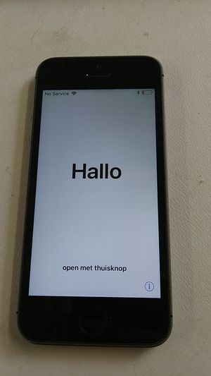 Iphone 5 unlocked for Sale in Castro Valley, CA