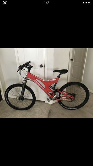 S works specialized mountain bike. for Sale in Houston, TX