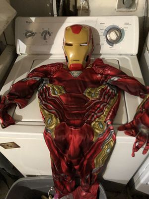 Iron man costume for Sale in Las Vegas, NV