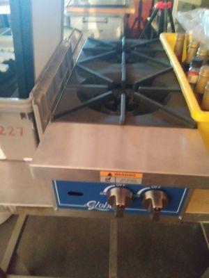 2 burner hot plate commercial new for Sale in Las Vegas, NV