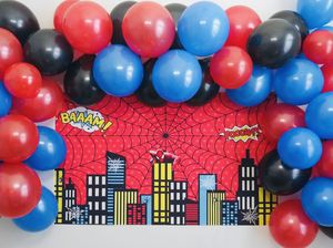 Spiderman Backdrop 5x3ft for Sale in Humble, TX