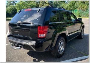 Nice SUV *Loaded Jeep* Grand Cherokee Black for Sale in Doral, FL