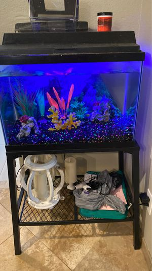 Fish tank for Sale in Channelview, TX