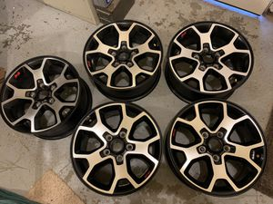 (5) Jeep Rubicon Rims for Sale in Springdale, AR