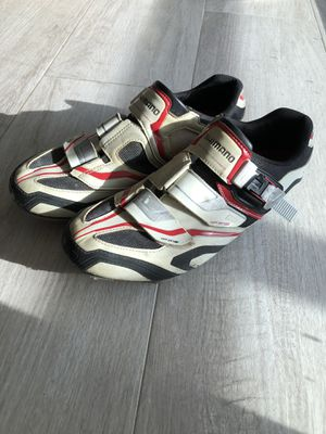Shimano cycling shoes size 11-1/2 for Sale in Miami, FL