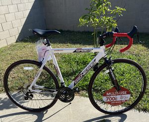 Brand new mens 700c Genesis saber 21 speed road bike for Sale in La Puente, CA