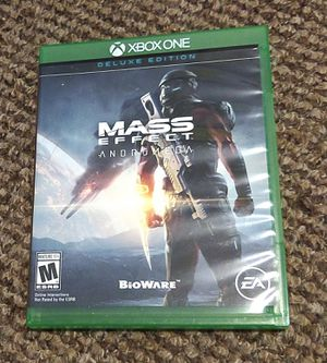 Xbox One - Mass Effect Andromeda for Sale in Palmetto, FL
