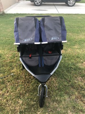 BOB double jogging stroller for Sale in Georgetown, TX