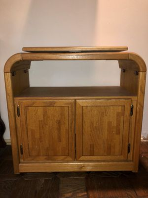 TV Stand/ Microwave Table for Sale in Tulsa, OK