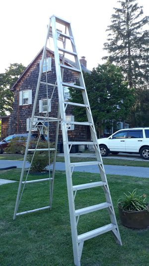 12ft A Frame aluminium ladder for Sale in Baltimore, MD
