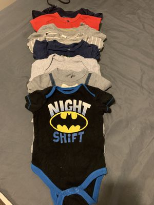 Baby clothes ..all together or separate for Sale in Pomona, CA