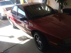 1994 Chevrolet corsica new paint job a/c rebuilt engine for Sale in Phoenix, AZ