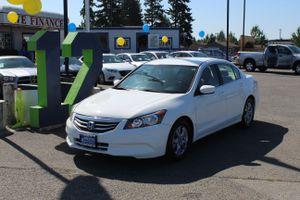 2012 Honda Accord Sdn for Sale in Everett, WA