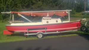 Bay Hen 21 Sailboat for Sale in Lansdale, PA