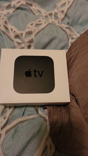 Apple TV 4K for Sale in NORTH DINWIDDIE, VA