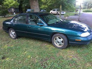 1997 Chevy Lumina LTZ 97,000 original Miles Will need tires is inspected till 11/08 good overall condition for Sale in Rustburg, VA