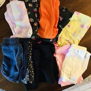 Baby pants/ shorts big bundle Cat & Jack for Sale in Santa Ana, CA