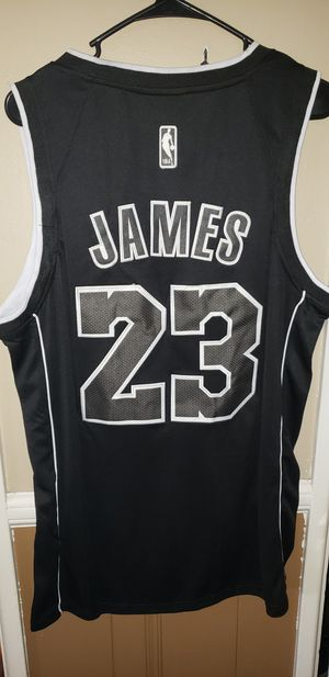 New!!! Men's Large LeBron James Los Angeles Lakers Jersey New with Tags Stiched Nike $45. Ships +$3. Pick up in West Covina for Sale in West Covina, CA