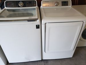 Samsung washer and dryer electric for Sale in Phoenix, AZ