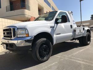 2004 Ford F450 Tow truck/Self loader for Sale in Garden Grove, CA