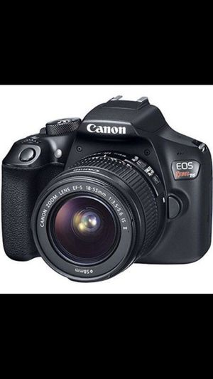 Canon Canon EOS Rebel T6 DSLR camera with lens kit for Sale in New York, NY