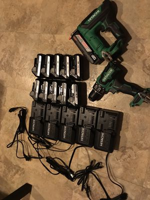 Hitatchi power tools for Sale in Pittsburgh, PA
