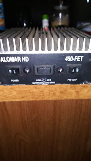 Palomar 450 cb amp for Sale in Gladys, VA