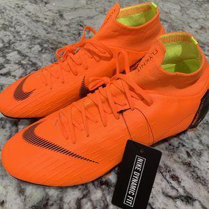 Nike Mercurial Superfly 6 Pro ACC FG Soccer Cleats - Orange - AH7368-810 for Sale in Alexandria, VA