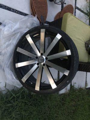 "Rims 22"" good condition for Sale in Pembroke Pines, FL"