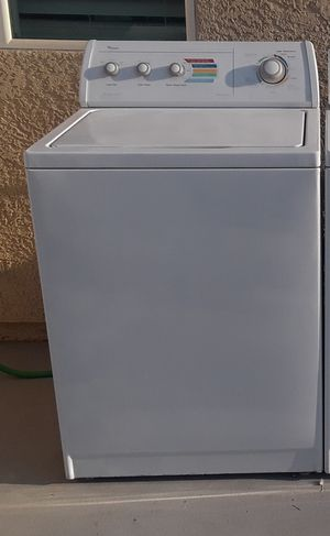 Washer whirlpool for Sale in Las Vegas, NV