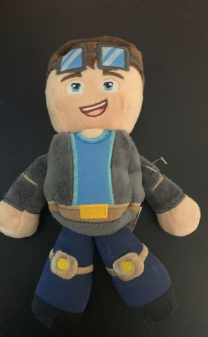 DanTDM Minecraft Plushie for Sale in Vacaville, CA