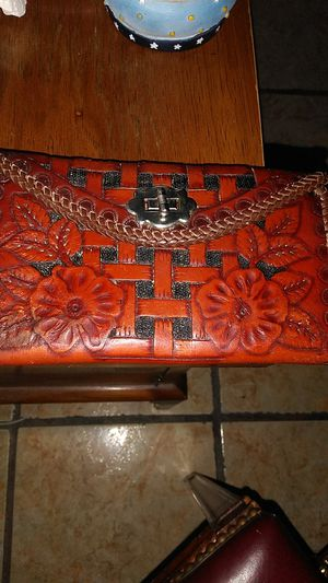 Large leather wallet for Sale in El Paso, TX