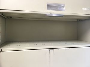 Metal shelves filing cabinet for Sale in Orange, CA