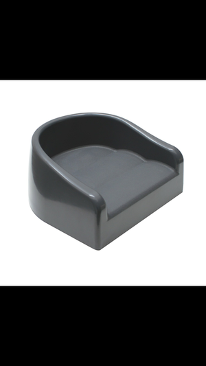 Prince Lionheart Soft Booster Seat, Charcoal Grey for Sale in Nashville, TN