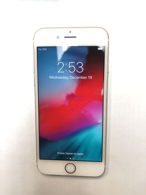 IPhone 6S 128 Platinum for Sale in Tempe, AZ
