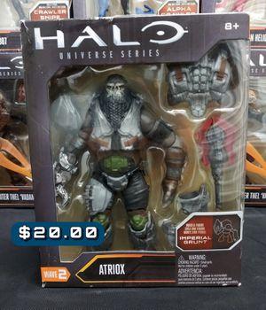 2016 Mattel Halo Universe Atriox Wave 2 Imperial Grunt BAF Action Figure SAS#HLO for Sale in Oakland, CA