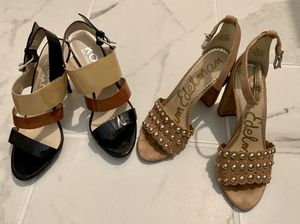 Michael Kors and Sam Edelman shoes for Sale in Sunnyvale, CA