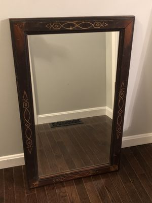 Antique mirror for Sale in Westborough, MA