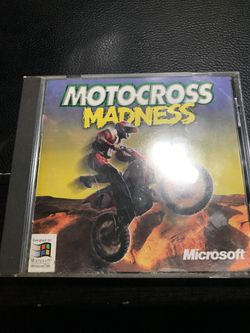 Motocross Madness PC game for Sale in Temecula,  CA