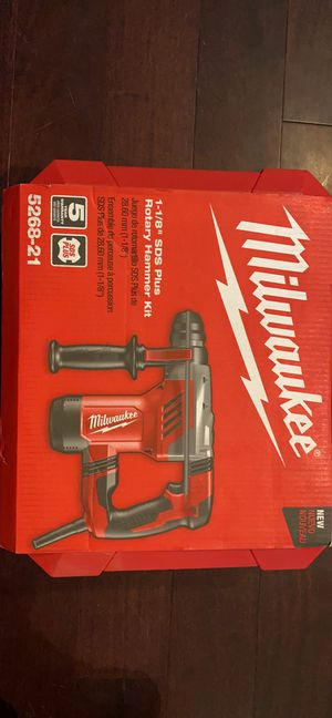 Milwaukee Hammer drill for Sale in Adelphi, MD