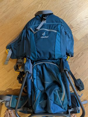 Deuter backpack hiking carrier for Sale in Boyds, MD