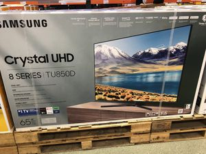 Samsung 65 inch 4K TV eight series 2020 model smart un65tu8500 for Sale in San Fernando, CA