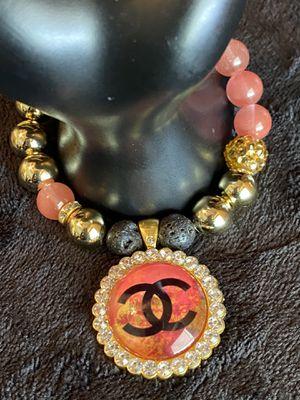 Beaded charm bracelet for Sale in Norfolk, VA