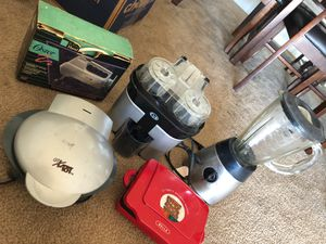 Kitchen Appliances $10 each or $40 All for Sale in Glendale, CA