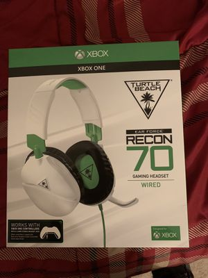 Turtle Beach Recon 70 wired headset (Xbox one) for Sale in Orlando, FL