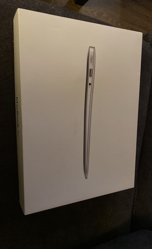 Apple MacBook Air 13.3 inch empty box for Sale in Mountain View, CA