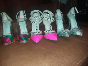 Multiple shoes for Sale in Haines City, FL