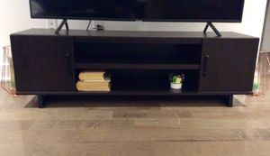 "60-75"" TV Console With 2 Large Storage for Sale in Philadelphia, PA"